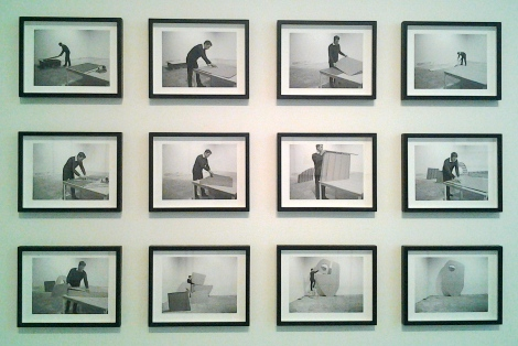 LABOR, _Ottagono_ de Terence Gower, 2012.